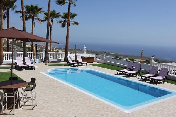 Villa Puesta del Sol - mit traumhafter Sicht auf den Atlantik