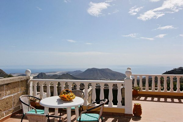 Eine weitere Terrasse mit wunderschönen Blick - Casa Maria