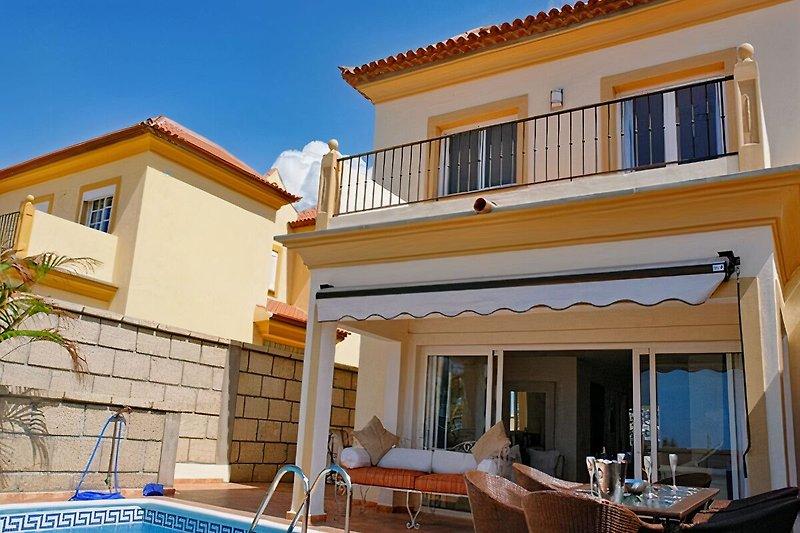 Sunshine Villa Teneriffa