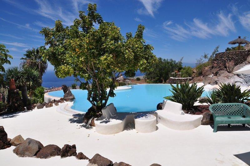 Pool-Landschaft- Casa Salvatore
