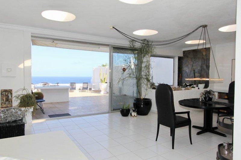 Casa del Mar mit grosser Terrassentür + Meerblick
