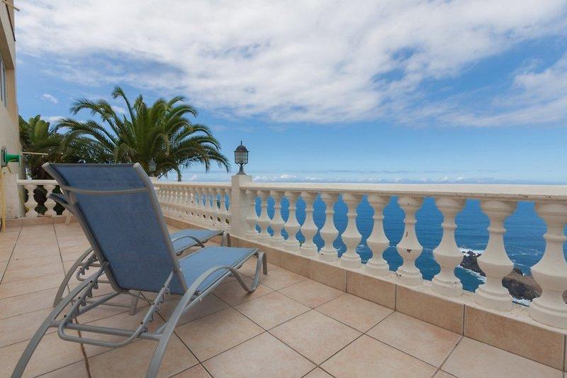 Ferienhaus Vista Oceano -Balkon - einfach nur fantastisch