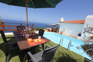 Penthouse Wohnung Pelican mit Pool