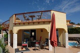 Villa Paganini-Teneriffa + Pool