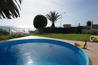 Villa Rossini avec piscine + vue sur la mer