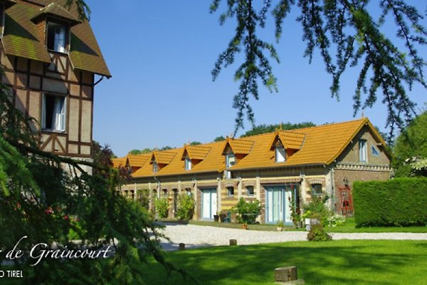 Manoir de Graincourt in Dieppe - immagine 1