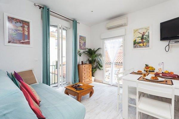 Romantisches Apartment (8) à Nice - Image 1