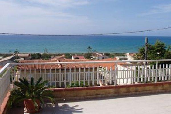 B- VILLA  GIOVANNA in Alcamo Marina - Bild 1