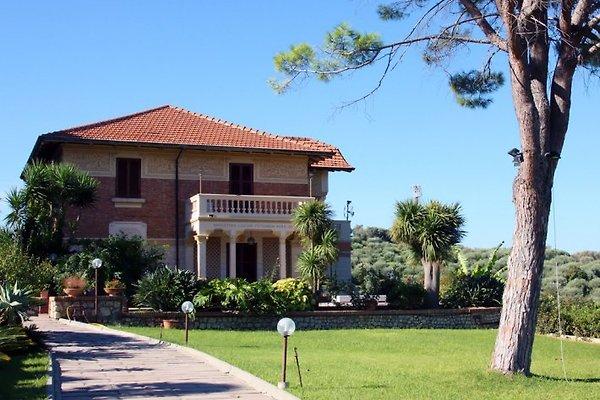 Luxusvilla Le Zagare