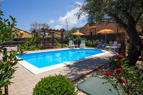 Villa Olivella à Cefalù - Image 1