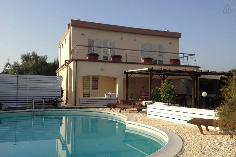 Villa Salvo in Fanusa - Bild 2