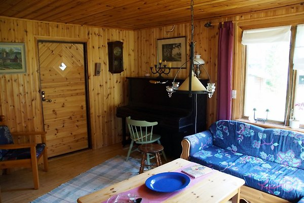 Schwedenhaus am see  Schwedenhaus am See+Wald inkl. Boot - Ferienhaus in Värmskog mieten