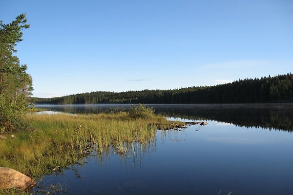 Blick auf den Stöpsjön