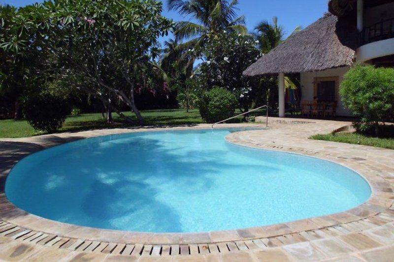 Pool Villa Karibu