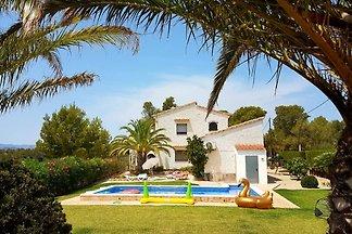 Vakantiehuis prachtig uitzicht op zee
