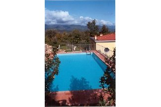HOLIDAY APARTMENTS WITH POOL ON THE LUCCA'S HILLS