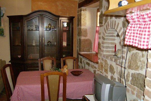 Haus Gasparini  2-4 Pers. en Funtana -  1
