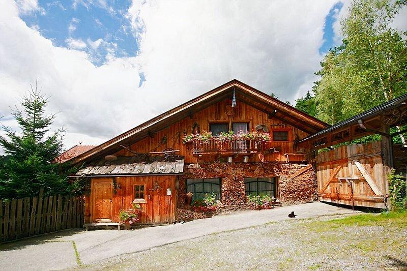 Alm Nr. 110 mit Außen Sauna in Bodenmais - immagine 2