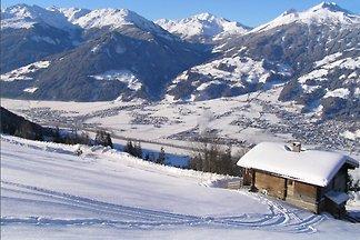 Bauernhof auf dem Berg in Ober
