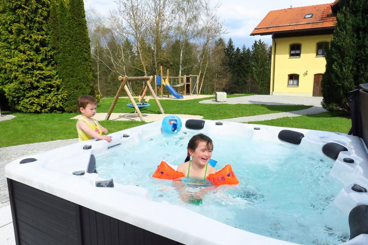 Landhaus st oswald mit pool ferienhaus in st oswald mieten - Whirlpool temperatur sommer ...