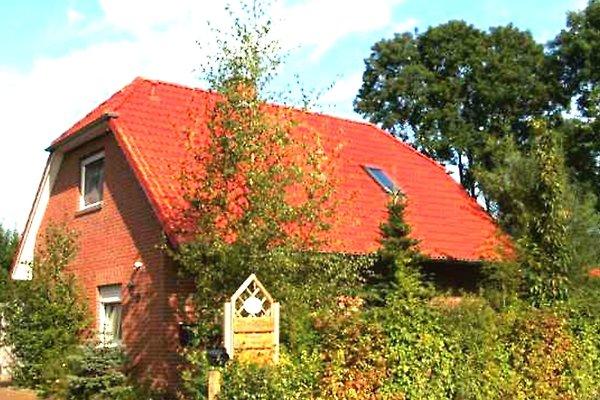 Komfortables Ferienhaus zum Friesengeist
