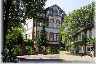 Kulturlaub in Berlin, Landhaus