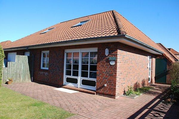 Ferienhaus Botts lütt Hus en Hooksiel -  1