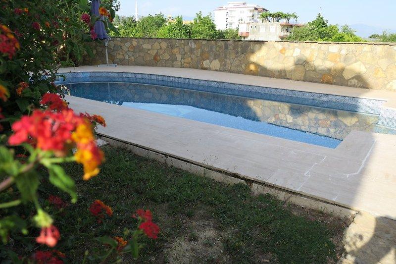 Ferienvilla mit eigenem Pool en Avsallar - imágen 2