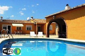 Villa Pla - Jalon/Xalo (Alicante)