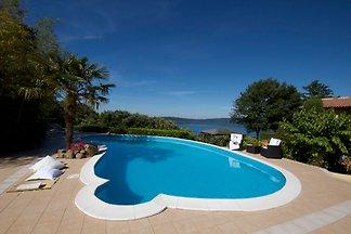 lugar de vacaciones Villa La Paiola cerca de Roma