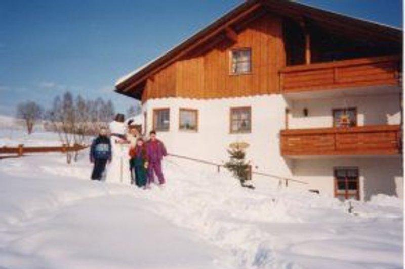 Winter im Zellertal