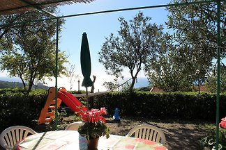 Apartments with sea view on Elba in Capoliveri