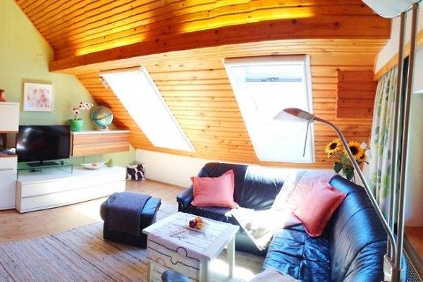 Wohnraum in der Fewo 'Sommeregg'