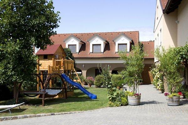 Unser schöner Innenhof