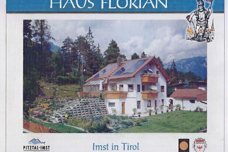 Haus Florian Gartenseite