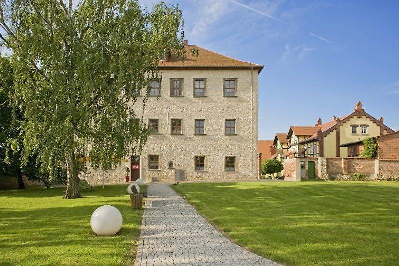 Resort Schloss Auerstedt en Auerstedt - imágen 2