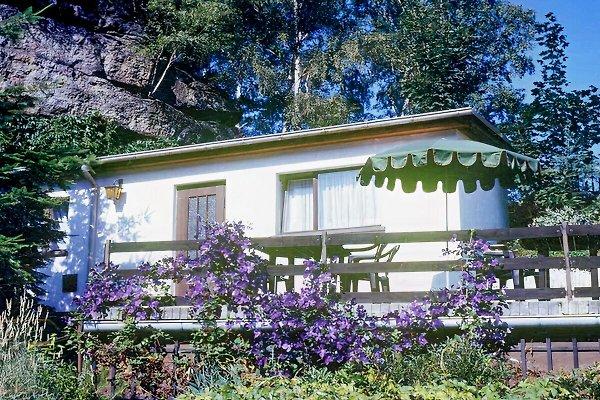 Ferienhaus für 2 bis 5 Pers. und großer Terrasse