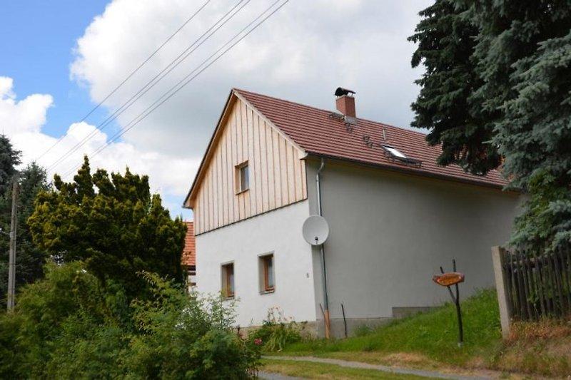 Haus Bärenstein mit 3 getr. Schlafz. Weitere Bilder auf unserer Haushomepage!