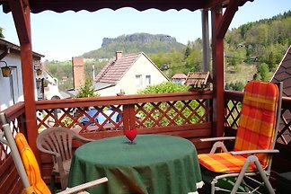 Holiday home relaxing holiday Königstein