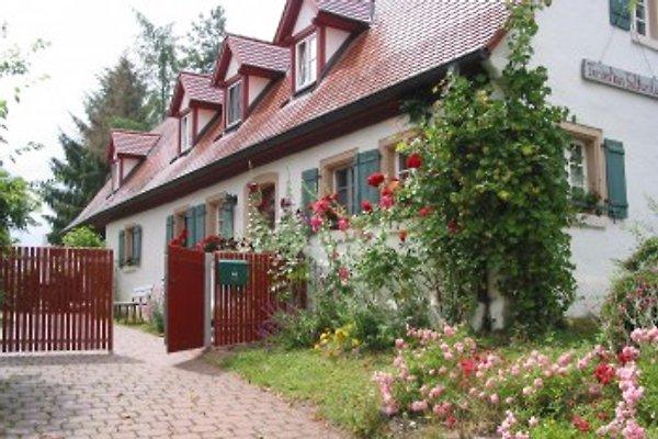 Ferienhaus Falkenlust en Haundorf -  1