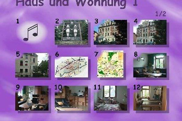 Ferienwohnung Kamprad          en Annaberg-Buchholz - imágen 1