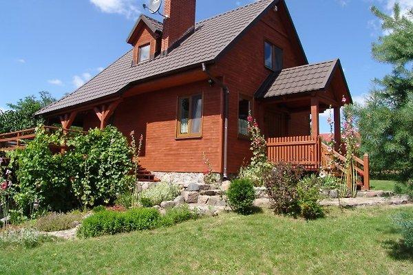 Haus Shakira in Augustów - Bild 1