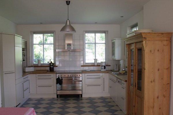 Schwedenhaus küche  großes Schwedenhaus am See - Ferienhaus in Malente mieten