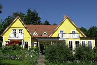 großes Schwedenhaus am See