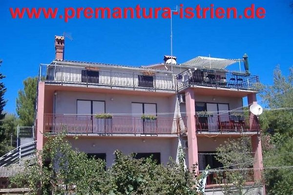 Haus Milka in Premantura - Bild 1