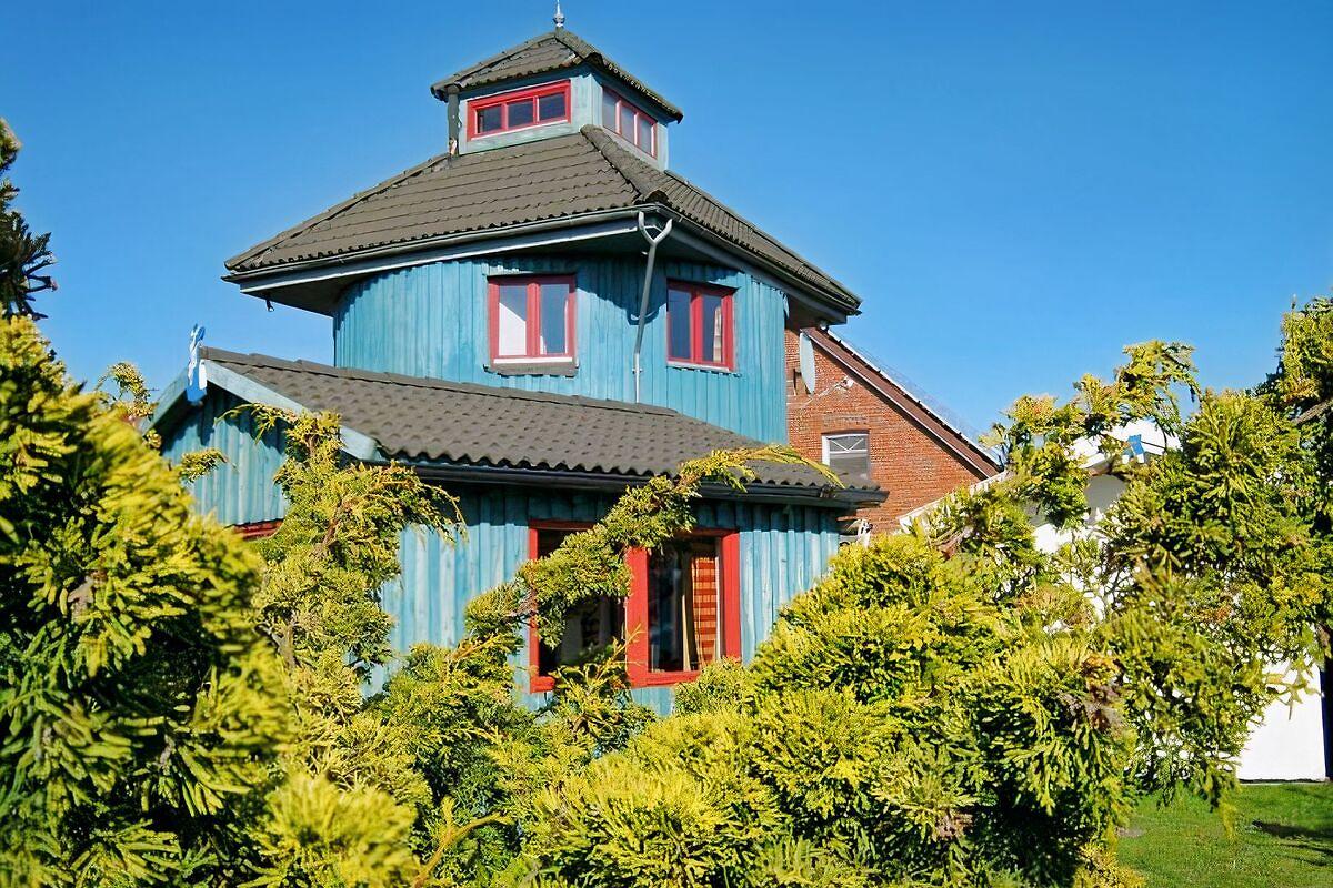 Ferienhaus leuchtturm ferienhaus in marienhafe mieten for Haus mieten in ostfriesland