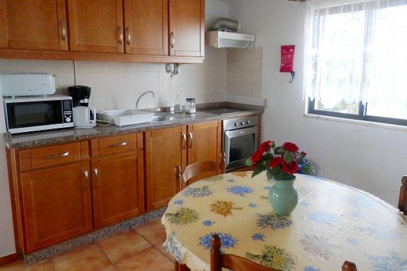 Ferienwohnung Barbara- Küche