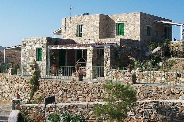 2 Felsenhäuser SPYROS à Serifos - Image 1
