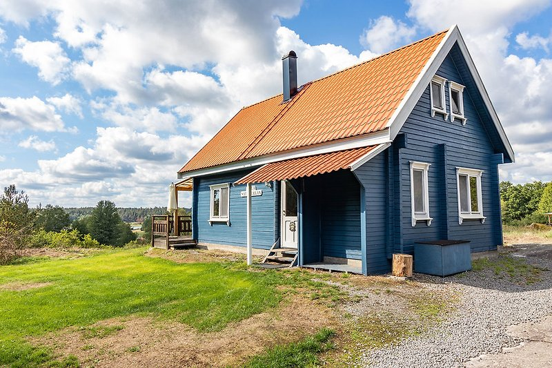 "Ferienhaus ""Villa Saltkråkan"""""