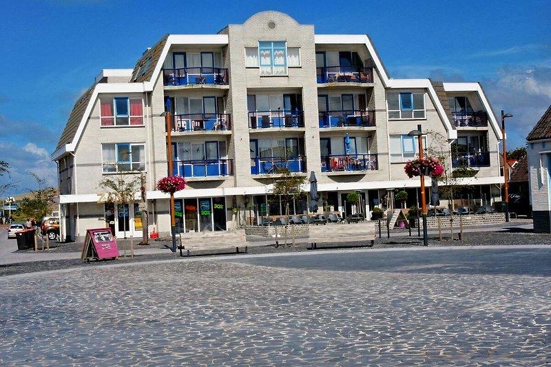 Das Petten-Beach-Haus in Petten